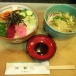 半平寿司 - 海鮮ちらしセット
