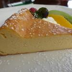 25933679 - チーズケーキ¥450