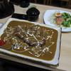 とんきち - 料理写真:ジャンボカツカレー大盛り