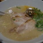 博多 一風堂 - 780えん『白丸元味(麺かため)』2014.4