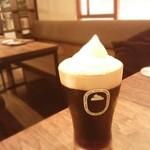 25936076 - フローズン黒ビール550円                       ハマりそう!