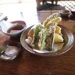 25936429 - 野菜天ぷら