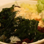 tonkatsuke-waike- - サラダ