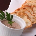 シンプルキッチン - 鶏白レバーペースト