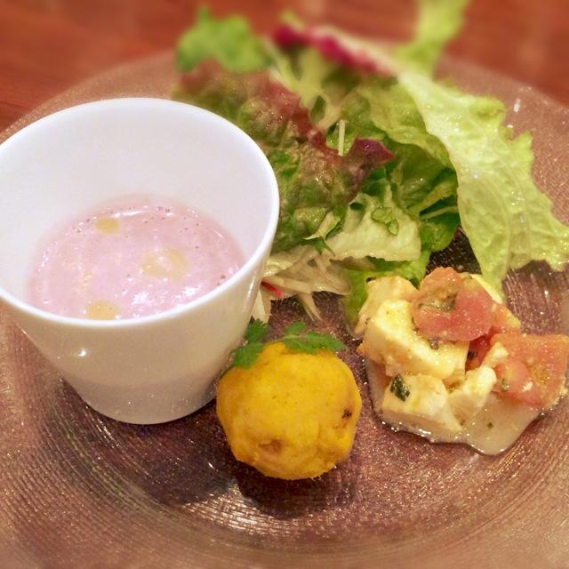 オブスキュール - 前菜