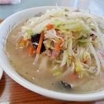 慶山 - 料理写真:タンメン