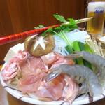 25945372 - 横綱ちゃんこ鍋×2(一人前通常¥2000)