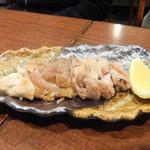 くまはら川 - 地鶏塩焼き
