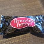 ブリオッシュ ドーレ - チョコ