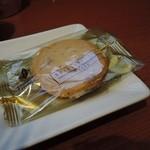 ボックサン - 添えられたクッキー