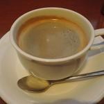 ボックサン - ホットコーヒー