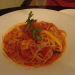 J's GARDEN - 完熟トマトソースのアラビアータ 《有機トマト使用》