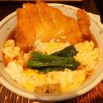 25962601 - かつとじ蕎麦 950円 【 2014年4月 】