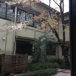 割烹 ありやす - 桜を眺めれます