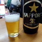 光栄軒 - ビール