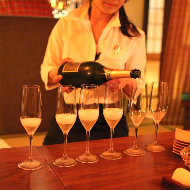 凛花 - Champagne  DEUTZ  Brut Classic (2014/04)