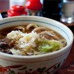 美也川 - 料理写真:肉うどん 美也川 Photo by あなたのかわりに・・・
