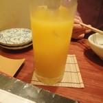 25976065 - オレンジジュース
