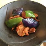 鹿屋アスリート食堂 - 若鶏の麦味噌漬け焼き