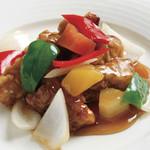 中国料理 青冥 - 料理写真:酢豚