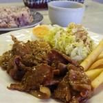 ペパーミント - 豚肉しょうが焼き
