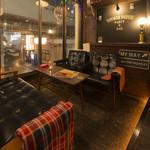 トイボックスダイナー - 夜のソファー席はちょっと大人な雰囲気☆大人気、争奪戦です!