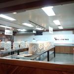 せんべい手焼き体験コーナー(2014.04.06)