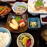 さつま路 - さつま路定食¥2,100