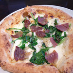 Pizzeria San Gusto - 生ハムとルッコラ