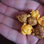 ヒルバレー - 黄色っぽいのがシカゴチーズでもう1つがピュアゴールドキャラメルです^^;