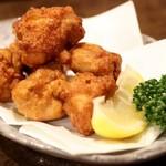 達磨や - 地鶏の唐揚げ