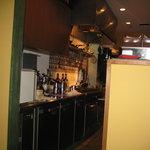 イタリア食堂 ガティーノ - 厨房