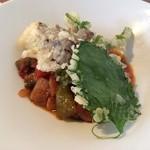 ル・ビストロ ドゥ マ - ラタトゥイユと野菜のフリット