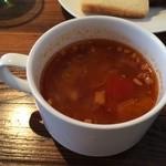 ル・ビストロ ドゥ マ - トマトスープ