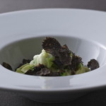 リストランテ・ダ・フィオーレ - 料理写真:トリュフと百合根のパスタ