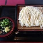 さぬき麺業 - ざる_2014年3月