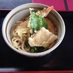 さぬき麺業 - 天ぷらぶっかけ_2014年3月