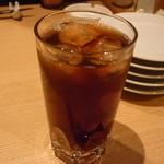 陽のまえ - ☆ウーロン茶をゴクリ(^u^)☆