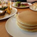 パンケーキ リストランテ -