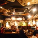 25994000 - 昭和のレトロ感のある店内です