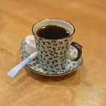 旬菜和食 夢咲屋 - コーヒー