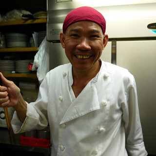 ベトナム人シェフ☆タムさん