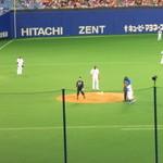 ふる里 - 2014.04 始球式はチームバチスタでした。