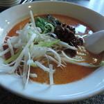 天鴻餃子房 - 坦々麺