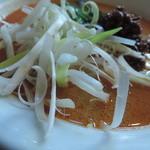 天鴻餃子房 - 坦々麺 アップ