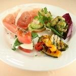 ラ・ベルデ - 前菜5種盛合せ