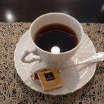 リストランテ ベリーニ - コーヒー&チョコ
