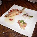 ラスティックハウス - 前菜3種盛り合せ