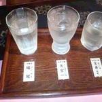 260155 - 日本酒3種飲み比べ