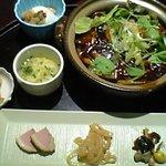 銀座 麒麟 - 料理写真:ランチセット(豚角煮丼セット)